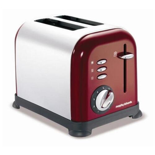 Snack time with this deal on the Morphy Richards Accents Toaster ...