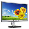 Philips 241P4QPYKES 24 inch AMVA LED P-Line Display with Webcam