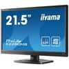 """iiyama ProLite E2280HS-B1 21.5"""" Full HD TN+Film Black computer monitor - computer monitors (1920 x 1080 pixels, LCD, Full HD, TN+Film, 1000:1, 5000000:1)"""