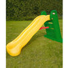 Little Tikes Easy Store Slide - Green/Yellow