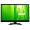 Acer 23 Wide 16_9 LED FHD 5ms 100M_1 HDMI DVI w/HDCP MPRII Black EcoDisplay Monitor