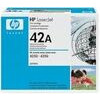 Original HP Q5942X high capacity LaserJet black toner cartridge (HP No. 42X)