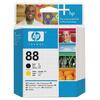 HP 350 - black - original - Ink cartridge - for Officejet J6415 Photosmart C4382, C4384 °C4450 °C4470 °C4472 °C4524, C4585, C5225, C5288 CB335EE NO. 350 HP OJ5780 Ink 4.5 ml Vivera 200P/ISO