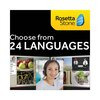 Rosetta Stone, 12 Months Online Access. Choose Your Language.