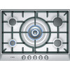 Bosch PCQ715B90E Gas Hobs Brushed Steel