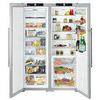 Liebherr 121cm Side By Side Biofresh & Icemaker