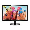"Philips24"" 246V5LSB LED 1920x1080 Full HD VGA DVI Monitor - Glossy Black"