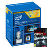 Intel Core i7 4770 Quad Core Retail CPU (Socket 1150, 3.40GHz, 8MB, Haswell, 84W, Intel Graphics, BX80646I74770, 4th Generation Intel Core, Turbo Boost Technology 2.0)