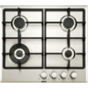 Beko Himw64225Sx 70Cm Built-In Gas Hob  - Hob Only