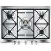 Smeg SR275XGH Gas Hobs Stainless Steel