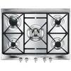Smeg Cucina SR275XGH 5 Burner Gas Hob- Stainless Steel