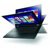 Lenovo IdeaPad Yoga 2 13.3-inch Touchscreen Laptop - Silver (Intel Core i3-4010U 1.7 GHz, 4 GB RAM, 500 GB HDD, Webcam, BT, Integrated Graphics, Windows 8.1)