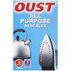 Oust All Purpose Descaler Sachets – 3 Pack