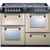 Stoves Richmond1100DFT Range Cookers Champagne
