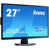 "iiyama X2783HSU-B1 - 27"" X2783HSU-B1 LCD Monitor - 27"" LCD LED-Backlit Height Adjustable Monitor Full HD 1920 x 1080 16:9 Black Bezel 2 x 2W Built-In Speakers USB DVI-D HDMI."