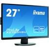 "iiyama X2783HSU-B1 - 27"" X2783HSU-B1 LCD Monitor - 27"" LCD LED-Backlit Height Adjustable Monitor Full HD 1920 x 1080 16:9 Black Bezel 2 x 2W Built-In Speakers USB DVI-D HDMI."