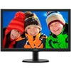 Philips 233v5lhab/00 (23 Inch) Lcd Monitor With Led Backlight 1920x1080 (black)