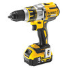 DEWALT DCD995P2-GB XR 3 SPEED BRUSHLESS HAMMER DRILL DRIVER 18 VOLT WITH 2 -5.0AH LI-ION BATTERIES