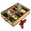 JML Shoes Under Space Saving Show Organiser - Holds up to 12 Pairs of Shoes!