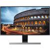 Samsung LS24D590PLX/EN 24-Inch Minimalist LED Monitor with Stand - Metallic