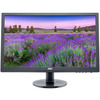 AOC e2460Sh 24 1920x1080 1ms HDMI DVI-D VGA Black Monitor with Speakers