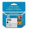 HP Photosmart C4210 - HP CB335EE (350) Original Standard Capacity Black Ink Cartridge
