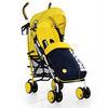 Koochi Baby Speedstar Stroller Buggie - Primary Yellow