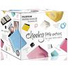 Genuine Fujifilm Instax Mini 8 Accessory Kit w/ Case, Album & Lens - Raspberry
