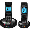 BT 6510 Twin Digital DECT Telephone with Answer Machine & Call Blocker