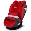 Cybex Pallas M Fix Child Car Seat - Happy Black