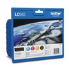 BROTHER LC227 XL Ink Cartridge Multipack