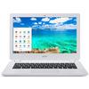 Acer Cb5-311 13.3 Inch Nvidia Tegra K1 Mobile Processor 2gb 16gb Ssd Wifi Chromebook White Shared Bt 4.0 Card Reader Google Os