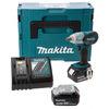Makita DTW251RMJ Impact Wrench 18V Cordless Li-ion (2 x 4Ah Batteries)