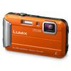 Panasonic DMC-FT30 Tough Camera Orange 16.1MP 4xZoom 2.7LCD 720pHD 25mm Wtprf