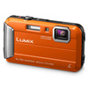 PANASONIC  Lumix DMC-FT30EB-D Tough Compact Camera - Orange, Orange