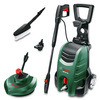 Bosch AQT 37-13 PLUS Pressure Washer with Patio Cleaner 130 Bar 1700w 240v with Car Detergent Worth £5.95