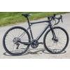 GT Grade Carbon Ultegra 2016 Adventure Road Bike | Silver - 55cm