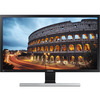 Samsung U28E590DS 4K Ultra HD LED PC Monitor, 28, Black