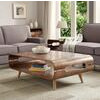 Jual Lounge JF703 Coffee Table - Walnut