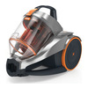 VAX  Dynamo Power Base C85-Z1-BE Cylinder Bagless Vacuum Cleaner - Orange, Grey & Black, Orange