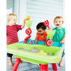 ELC Young boys and girls Toy Sand and Water Table