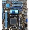ASUS AMD AM3+ 760G 2*DDR3 2*USB3.0 8*USB2.0 GBE LAN VGA DVI Micro-ATX MOTHERBOARD