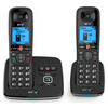 BT 6610 Digital Cordless Phone With Nuisance Call Blocking & Answering Machine, Trio DECT