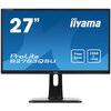 "LED 68.6 cm (27 "") Iiyama B2783QSU-B1 EEC B 2560 x 1440 WQHD 1 ms USB 3.0, DVI, HDMI™, DisplayPort TN LED"