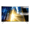 Samsung UE65KS7500 Silver - 65inch 4K Ultra HD Curved TV with Quantum Dot  Colour  Freeview HD and Built in Wifi 4x HDMI and 3 USB Ports.