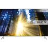 Samsung UE49KS7000 Silver - 49inch 4K Ultra HD TV with Quantum Dot Colour Freeview HD and Built in Wifi 4x HDMI and 3 USB Ports