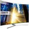 Samsung UE65KS9000 Silver - 65inch 4K Ultra HD Curved TV with Quantum Dot Colour Freeview HD and Built in Wifi 4x HDMI and 3 USB Ports.