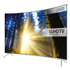 "Samsung UE43KS7500 Curved SUHD HDR 1,000 4K Ultra HD Quantum Dot Smart TV, 43"" with Freeview HD/Freesat HD, Playstation Now & Branch Feet Design"