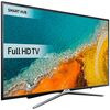 Samsung UE32K5500 LED Full HD 1080p Smart TV, 32 with Freeview HD and Built-In Wi-Fi, Dark Grey/Silver