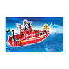 Playmobil - Fire Rescue Boat with Pump 3128
